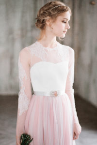 Романтичное свадебное платье Майа от Миламира