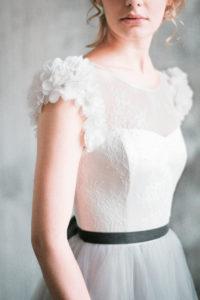 Романтичное свадебное платье Нева от Миламира
