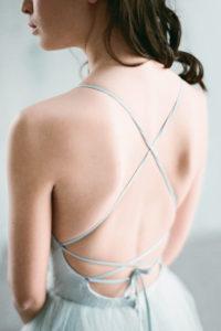 Свадебное платье со шнуровкой — Тара от Миламира