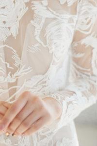 Романтичное женственное свадебное платье Frigga от Миламира