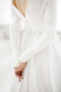Женственное свадебное платье — Siyana от Миламира